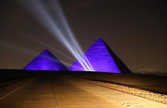 ننشر تفاصيل حفل وزارة السياحة والآثار بيوم التراث العالمي بمنطقة أهرامات الجيزة|صور