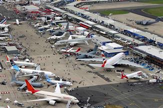 """إلغاء معرض الطيران الدولي """"الأيربورت شو"""" في دبي بسبب فيروس كورونا"""