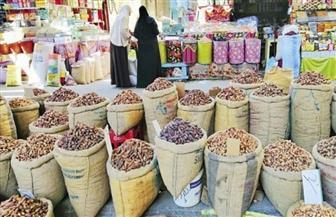 مع اقتراب شهر رمضان.. أسواق «الياميش» تبحث عن مشترين