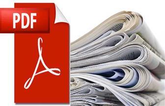 منافس للصحافة الورقية أم مروج لها.. الـ«بي دي إف» المجاني في ميزان رؤساء تحرير الصحف القومية
