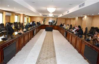 """محافظ الفيوم يترأس اجتماع اللجنة التنفيذية لمتابعة مواجهة فيروس """"كورونا"""""""