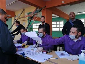 لا زحام في ثاني أيام صرف المعاشات بمدارس الإسكندرية | صور