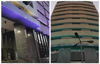 بعد قليل.. مؤسسة الأهرام تضيء مبنييها تقديرا لدور القوات المسلحة والأطباء في مواجهة كورونا| صور