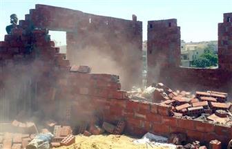 """""""القاهرة الجديدة"""" يواصل شن حملات إزالة المخالفات والتعديات بالمدينة واتخاذ الإجراءات القانونية ضد المخالفين"""