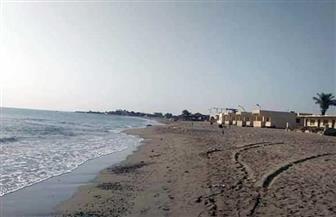 شواطئ ومنتجعات البحر الأحمر خالية خلال أعياد الربيع بسبب كورونا |  صور
