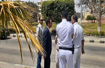 رئيس جهاز مدينة بدر يتفقد الحدائق والمتنزهات للاطمئنان على عدم وجود تجمعات | صور