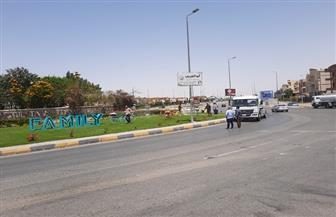 شوارع القاهرة الجديدة خالية في شم النسيم | صور