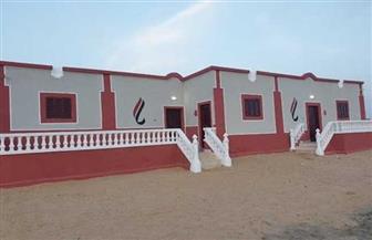 تسليم 50 منزلا بعد تأهيلها ضمن المبادرة الرئاسية لإعادة إعمار القرى الأكثر فقرا بالشرقية |صور