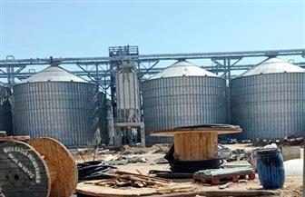 محافظ الشرقية: الانتهاء من إنشاء صوامع الغلال بسعة 90 ألف طن بنسبة 85% |صور
