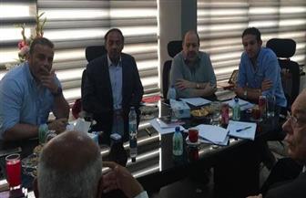 اللجنة الخماسية باتحاد الكرة تبدأ اجتماعاتها مع الجمعية العمومية