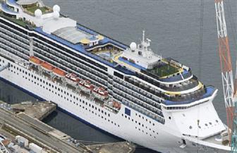 إصابة 34 من أفراد طاقم سفينة سياحية إيطالية في اليابان بكورونا