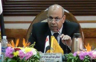 رئيس جامعة المنيا يدعو منتسبي الجامعة للمشاركة بانتخابات مجلس الشيوخ