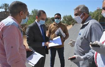 """نائب محافظ سوهاج يفتتح 182 منزلا بعد إعادة تأهيلها في قرى """"طهطا""""   صور"""