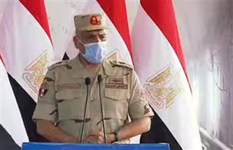 رئيس الهيئة الهندسية يعرض على الرئيس السيسي الموقف التنفيذي لمشروعات غرب القاهرة