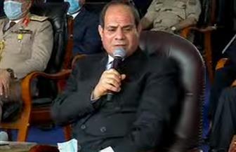 الرئيس السيسي: مصر لن تترك أحدا من أبنائها في الخارج مهما كانت ظروفنا صعبة
