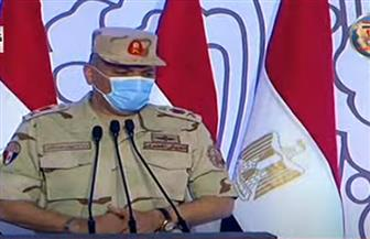 رئيس الهيئة الهندسية للقوات المسلحة: نفذنا 20 ألف مشروع بتكلفة بلغت 4.5 تريليون جنيه