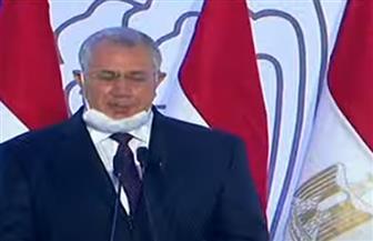 وزير الزراعة: استصلاح 270 ألف فدان في سيناء بفضل معالجة مياه الصرف