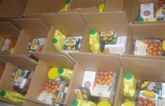 15 ألف كرتونة مواد غذائية من مستقبل وطن للأسر غير القادرة ببني سويف بمناسبة رمضان