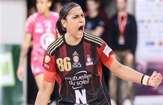 """أول قائدة مصرية لفريق أوروبي لكرة اليد: """"أنا ابنة النادي الأهلى وأسعى للعودة لمصر"""""""