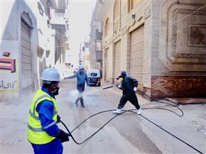 محافظ كفرالشيخ يصدر قرارا بعزل قرية الزعفران التابعة لمركز الحامول صحيا لمدة 14 يوما | صور
