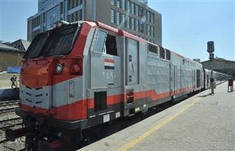 """""""النقل"""": تشغيل ٩ قطارات إضافية وامتداد ٣ وتعديل ميعاد ٨  بالوجهين القبلي والبحري بدءًا من اليوم"""