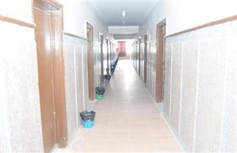 جامعة سوهاج تنتهي من تجهيز مبنى لعزل أطبائها العائدين من مستشفى الحجر في إسنا| صور