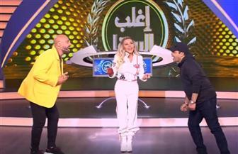 سيوف ساموراي وجاكيت خلفاوي.. أحمد السقا ومحمد هنيدي في تحد جديد  فيديو