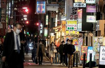 بدء سريان بقاء السكان في منازلهم بالعاصمة اليابانية لمدة أسبوعين