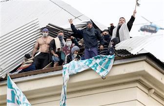 نزلاء في سجن بالأرجنتين يثيرون شغبا بعد إصابة المأمور بكورونا