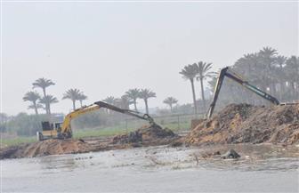 """""""الري"""": إزالة تعد لنائب في البرلمان على ٥ آلاف متر من حرم نهر النيل بالجيزة"""