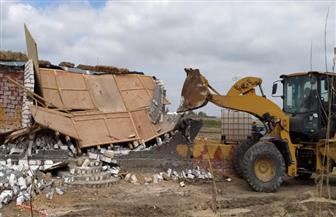 محافظ بورسعيد: إزالة 6 تعديات على أراضي الدولة وإحالة مرتكبيها للنيابة | صور