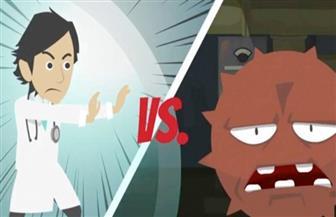 """جامعة أسيوط تنتج أول مسلسل كرتوني بعنوان """"ميزو يتحدى الكورونا"""" على اليوتيوب"""