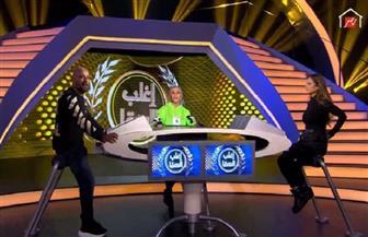 عادل إمام وهنيدي يساعدان أحمد السقا ليفوز في تحدي نيللي كريم | فيديو
