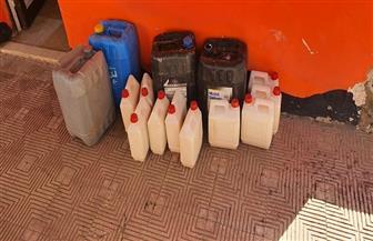 إعدام أغذية ومشروبات فاسدة فى حملات على الأسواق بسوهاج | صور
