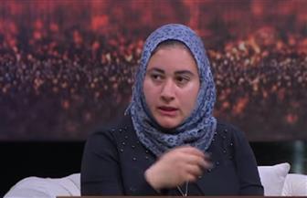 أرملة الشهيد أحمد المنسي: الرئيس السيسي لا ينسى أسر الشهداء