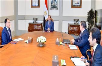 الرئيس السيسي يوجه بتعزيز دور الإعلام لبناء الشخصية المصرية والالتزام بالشفافية الكاملة
