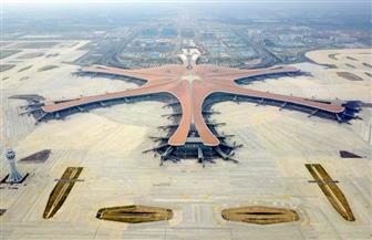مطار بكين الجديد يستقبل المزيد من الرحلات