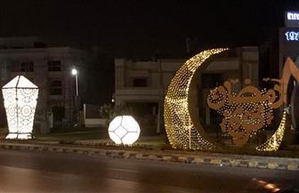 جهاز مدينة القاهرة الجديدة ومستثمرو المدينة ينفذان مبادرة لتجميل الأماكن العامة | صور