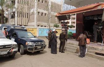 """تحرير 125 مخالفة لمحال ومطاعم لكسر إجراءات الوقاية من """"كورونا"""""""