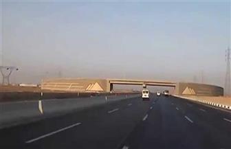 """تحويلات مرورية بطريق """"مصر- الإسماعيلية"""" الصحراوي لمدة شهرين"""
