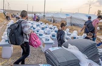 العراق: فرض الحجر الصحي على مخيم للاجئين السوريين في أربيل بأقليم كردستان