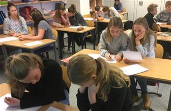 التلاميذ تعود إلى المدارس في النرويج