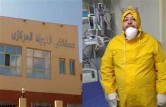مستشفى النجيلة: وفاة ممرض من الفريق الطبي بعد تعرضه للإصابة بفيروس كورونا | صور