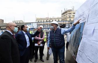مدبولي يتابع الموقف التنفيذي لمشروع الأبراج السكنية والإدارية.. ويكلف بسرعة الانتهاء بمثلث ماسبيرو