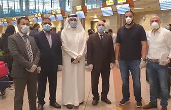 سفير المملكة بمصر: 157 مواطنا وطالبا بحرينيا يعودون اليوم إلى أرض الوطن مغادرين القاهرة