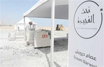 عصام درويش يضع بصمة مصرية على شواطئ الفجيرة بالإمارات