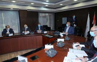وزير النقل يترأس اجتماع الجمعية العمومية العادية لشركة المركز الطبي لسكك حديد مصر | صور