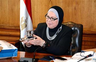 نيفين جامع تبحث توفير مدخلات إنتاج مصرية لتلبية احتياجات الصناعة الوطنية