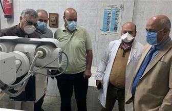 """""""صحة الغربية"""" تشكل لجنة لنقل وحدة الغسيل الكلوي لحميات كفر الزيات لتخفيف المعاناة على المرضى  صور"""
