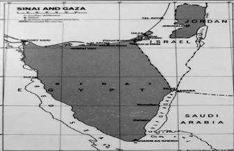 تعود للقرن الماضى .. وثائق بريطانية تكشف عن مقترحات خبيثة لانتزاع سيناء من مصر| صور